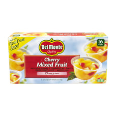 Del Monte Cherry Mixed Fruit Cups