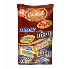 Mars Caramel Lovers Fun Size Chocolate