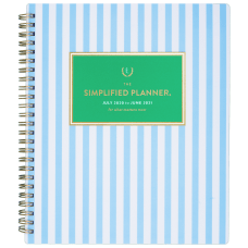 Simplified for AT A GLANCE Striped