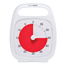 Time Timer PLUS 60 Minute White