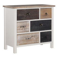 Powell Home Fashions Mennell 6 Drawer