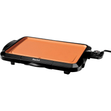 Starfrit Electric Griddle Eco Copper Black
