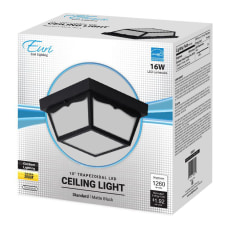 Euri Outdoor 10 Square LED Ceiling