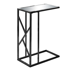 Monarch Specialties Mirror Accent Table Rectangular
