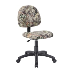 Boss Mossy Oak Deluxe Posture Task