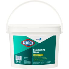 Clorox Commercial Solutions Disinfecting Wipes Ready