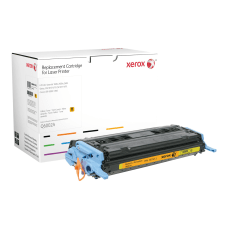 Xerox Yellow compatible toner cartridge for