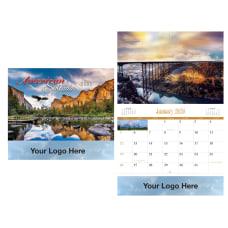 American Splendor 13 Month Wall Calendar