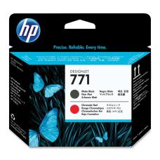 HP 771 High Yield Matte BlackChromatic
