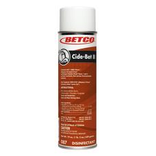 Betco Cide Bet Aerosol Disinfectant Citrus