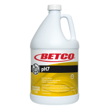 Betco pH7 Floor Cleaner Concentrate 128