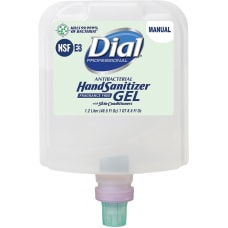 Dial Hand Sanitizer Gel Refill 405