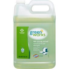 Green Works Manual Pot Pan Dishwashing