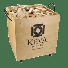 KEVA Maple 1000 Plank Set With