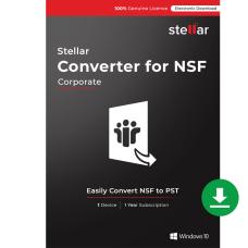 Stellar Converter For NSF