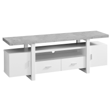 Monarch Specialties TV Stand For TVs