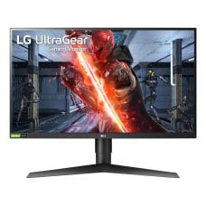 LG 27 UltraGear FHD IPS HDR10