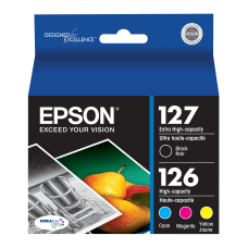 Epson T127120 BCS High Yield BlackColor