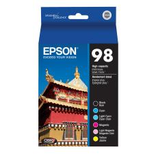 Epson T098120 BCS High Yield BlackColor