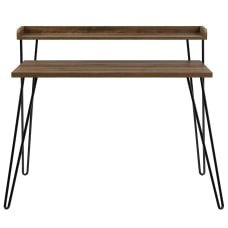 Ameriwood Home Haven Retro Desk With