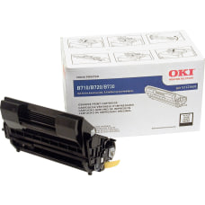 OKI 52123601 High Yield Black Toner