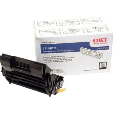 OKI 52123602 High Yield Black Toner