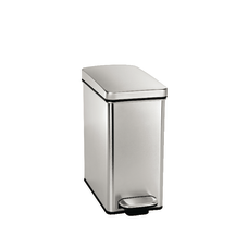 simplehuman Brushed Stainless Steel Profile Step