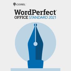Corel WordPerfect Office 2021 Standard Windows