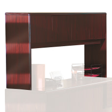 HON 10700 Series Hutch Mahogany