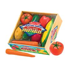 Melissa Doug Play Time Produce Vegetables