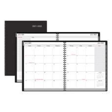 Office Depot Brand WeeklyMonthly Academic Planner