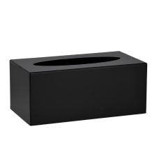 Alpine Acrylic Tissue Box Container 4