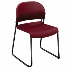 HON GuestStacker 4030 Series Chairs Mulberry