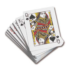 Learning Advantage Standard Playing Cards