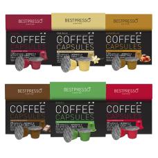 Bestpresso Single Serve Coffee Freshpacks Tropical