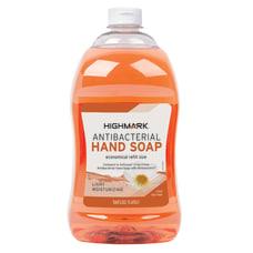 Highmark Antibacterial Liquid Hand Soap Unscented
