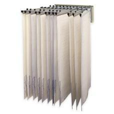 Safco Pivot Hanging Flat File Wall