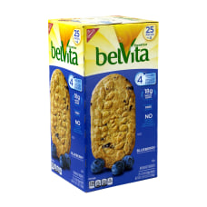 BELVITA Breakfast Biscuits Blueberry 4 Packs
