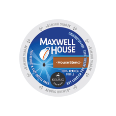 Maxwell House House Blend Single Serve