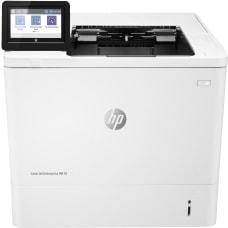 HP LaserJet Enterprise M610dn Monochrome Black