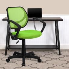 Flash Furniture Mesh Low Back Swivel