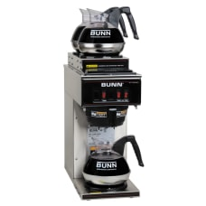 BUNN Pourover 60 Cup Coffeemaker Stainless