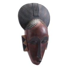 Zuo Modern Tribal Mask 29 34