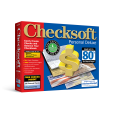 Checksoft Personal Deluxe Landscape Disc
