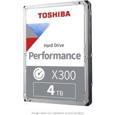 Toshiba X300 HDWE140XZSTA 4 TB Hard
