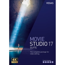 VEGAS Movie Studio 17 Suite Windows