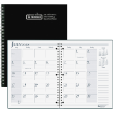 House of Doolittle Monthly Calendar Planner