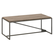 Bush Furniture Refinery Coffee Table Rustic