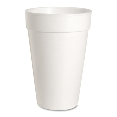 Genuine Joe HotCold Foam Cups 16