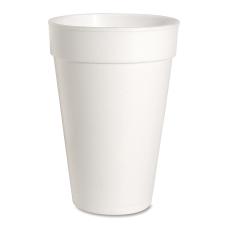 Genuine Joe HotCold Foam Cups 16